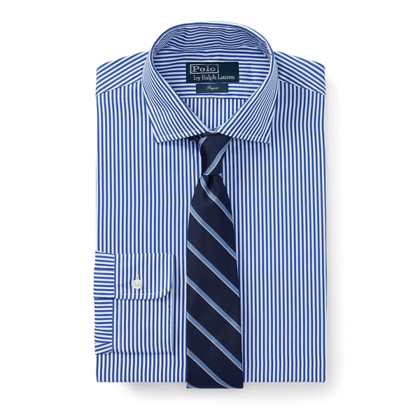 Men's Dress Shirts - Button Down, Long-Sleeve | Ralph Lauren