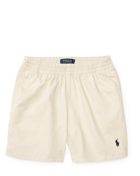 Cotton Pull-On Chino Short - Shorts Boys' 2-7 - RalphLauren.com