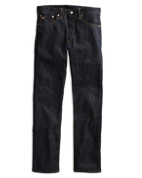 Slim-Fit Rigid Jean - Slim Jeans - RalphLauren.com