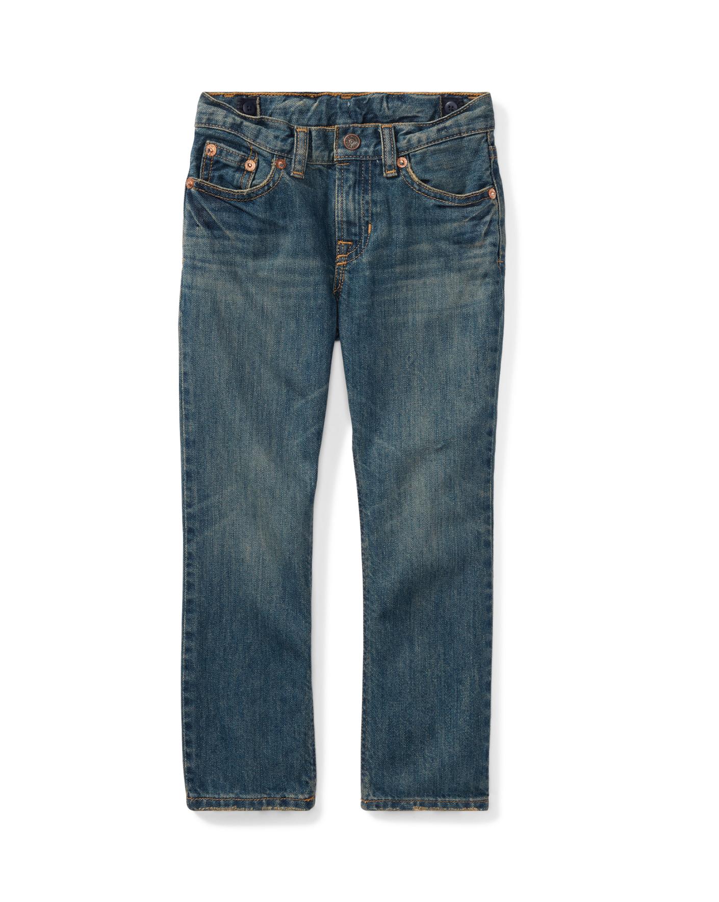 Mott-Wash Slim Jean - Jeans Pants & Jeans - RalphLauren.com