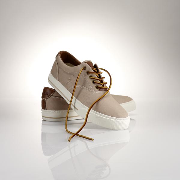 Sale alerts for Polo Ralph Lauren Vaughn Canvas Sneaker - Covvet