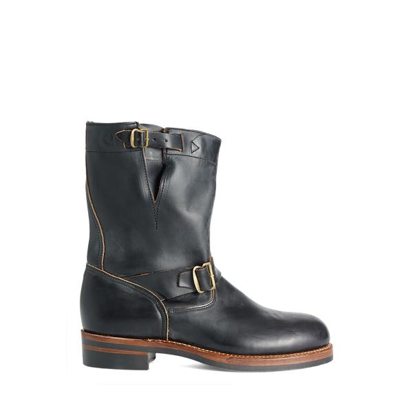Men's Boots - Leather, Suede, & Work Boots | Ralph Lauren