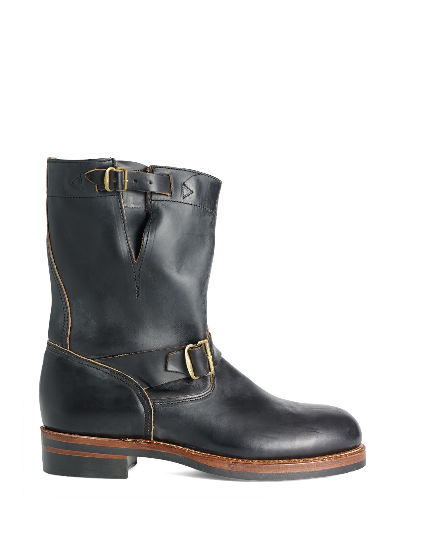 Men\'s Boots - Leather, Suede, & Work Boots | Ralph Lauren