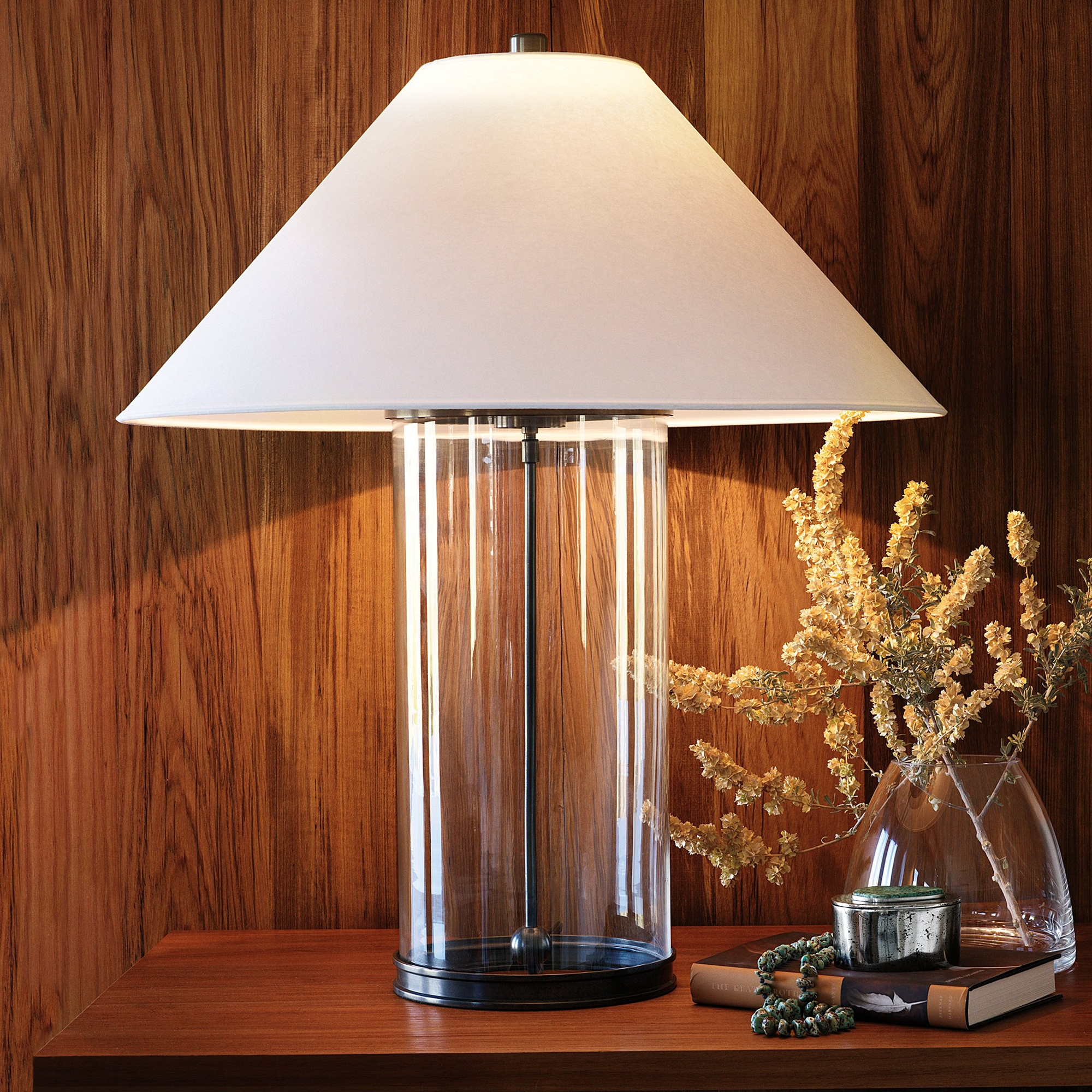 modern table lamp  table lamps lighting  ralphlaurencom - lighting will ship separately all lighting items are final sale and cannotbe returned or exchanged