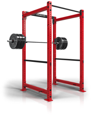 Rogue Rml 490c Power Rack Monster Lite Weight Training