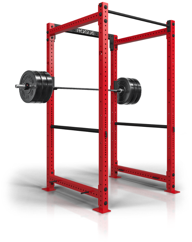 Rogue rml c power rack monster lite weight training