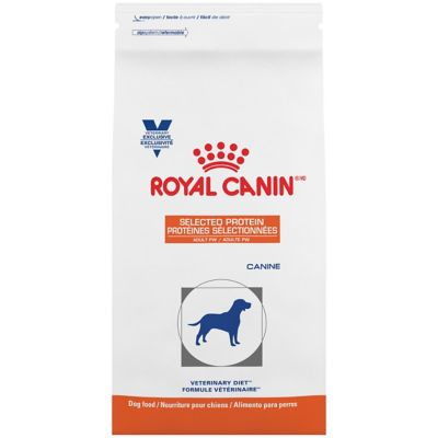 Canine Selected Protein Adult PW Large Breed dry dog food Royal