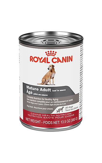 maxi aging 8 dry dog food royal canin size health nutrition. Black Bedroom Furniture Sets. Home Design Ideas