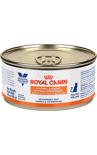 feline hypoallergenic selected protein dry cat food royal canin veterinary diet. Black Bedroom Furniture Sets. Home Design Ideas