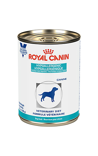 Canine Hypoallergenic Hydrolyzed Protein Small Dog Royal