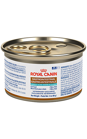 Royal Canin Veterinary Diet Gastrointestinal Moderate Calorie Cat Food