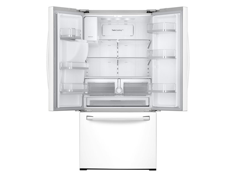 26 cu. ft. 3-Door French Door Refrigerator with CoolSelect Pantry™