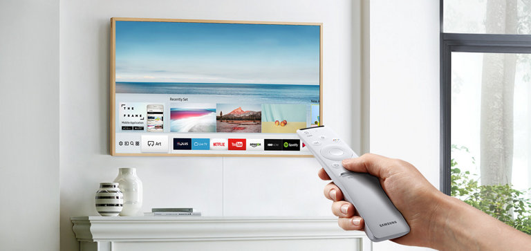 Keep it simple with Samsung OneRemote