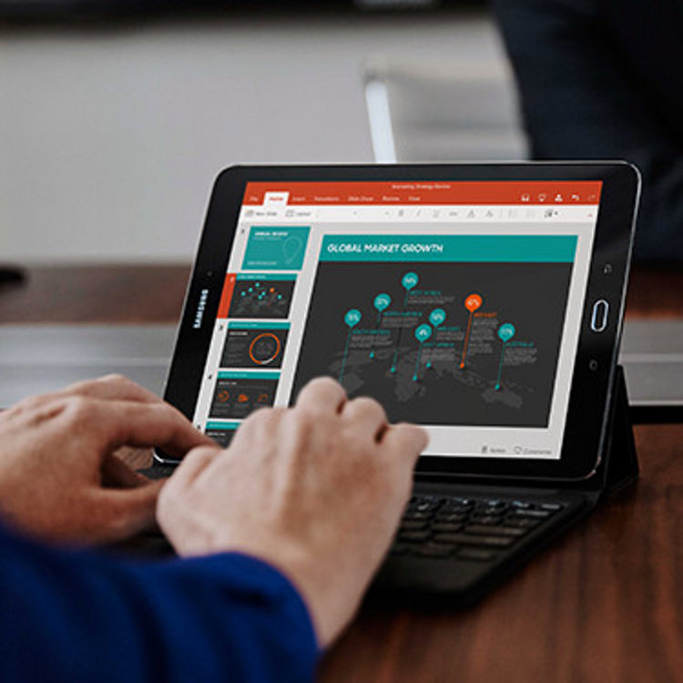 Tablets for versatile productivity with lightweight design