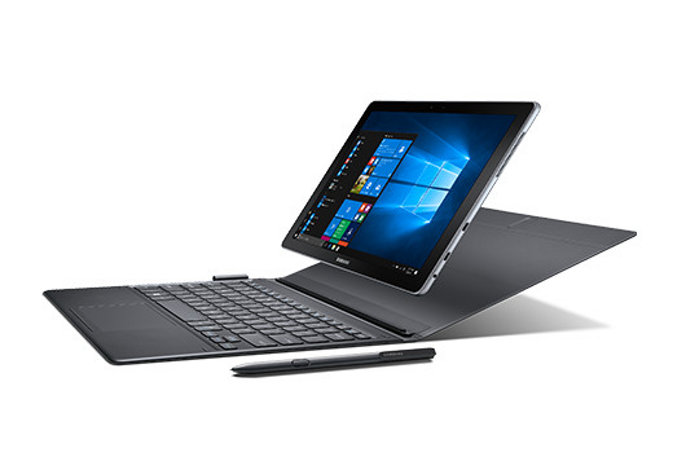 Galaxy Book 2-in-1 Windows Tablet