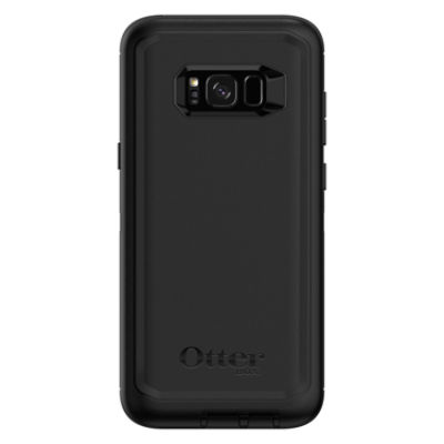 OtterBox Defender for Galaxy S8+, Black