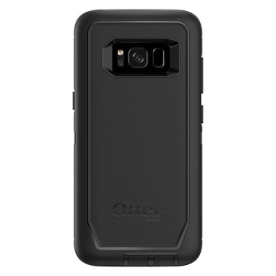 OtterBox Defender for Galaxy S8, Black