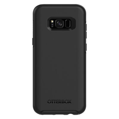 OtterBox Symmetry for Galaxy S8+, Black