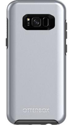 OtterBox Symmetry for Galaxy S8+, Titanium Silver