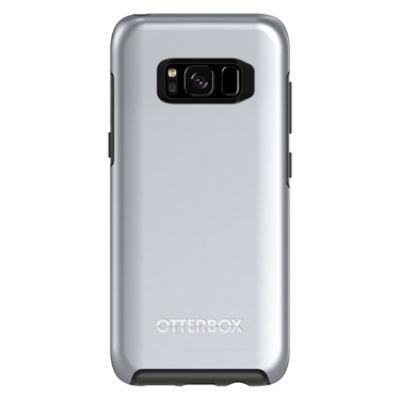 OtterBox Symmetry for Galaxy S8, Titanium Silver