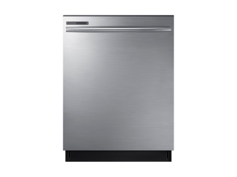 Top Control Dishwasher With Stainless Steel Door Dishwashers Dw80m2020us Aa Samsung Us