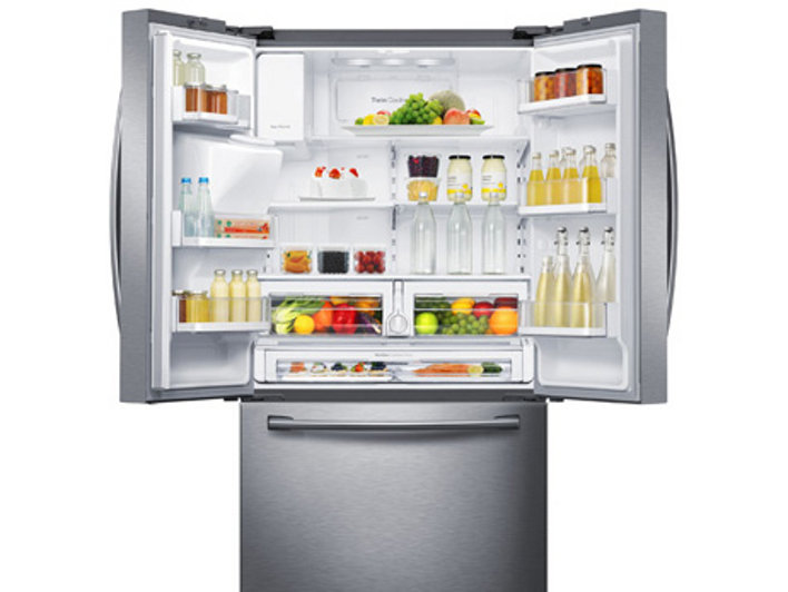 lg door dual spaceplus ice with ajmadison bin cgi french refrigerator open inch slim from front interior makers view