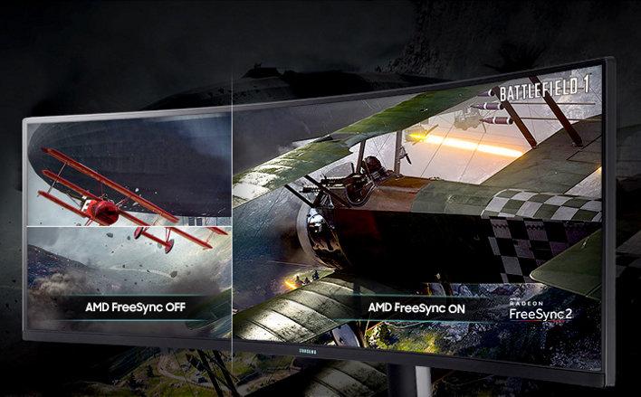 AMD Radeon FreeSync 2 support