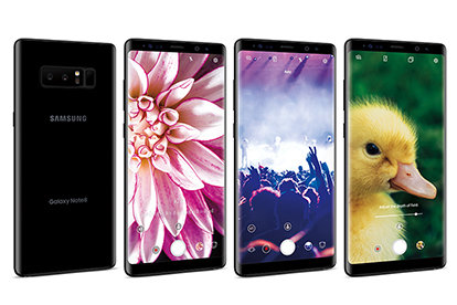Orchid Gray 64GB Galaxy Note8 T Mobile SM N950UZVATMB
