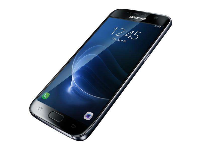 samsung galaxy s7 32gb unlocked black onyx phones. Black Bedroom Furniture Sets. Home Design Ideas