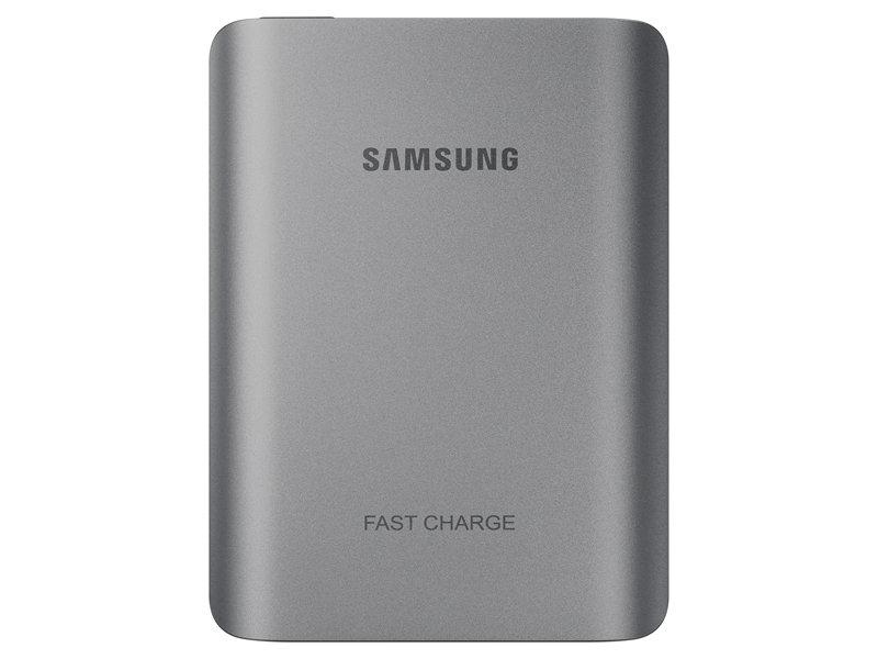 10.2A USB-C Battery Pack, Dark Gray