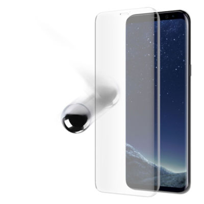 OtterBox Alpha Glass for Galaxy S8+, Clear