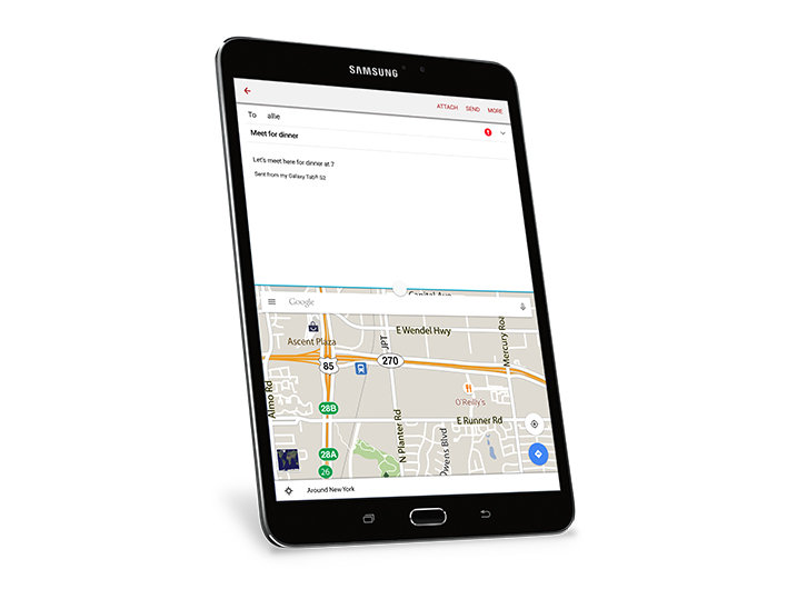 "Galaxy Tab S2 9.7"" 32GB (Wi-Fi) Price $ 399.99"