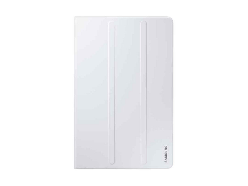 Tab S Book Cover Dazzling White : Book cover for tab a with s pen white mobile