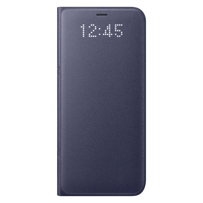 Galaxy S8 LED Wallet Cover