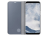 Thumbnail image of Galaxy S8 S-View Flip Cover, Silver