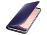 Thumbnail image of Galaxy S8+ S-View Flip Cover, Orchid Gray