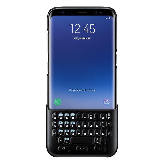 Galaxy S8 Keyboard Cover