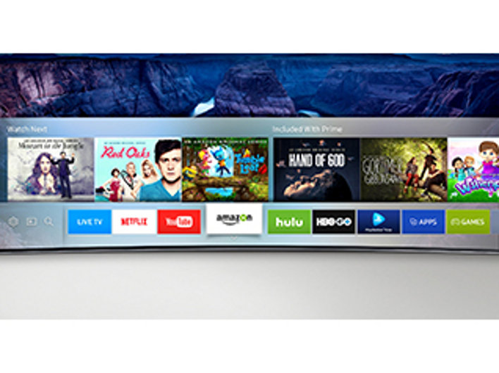 Simplified Smart TV Experience