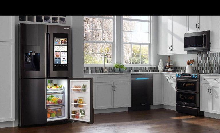 Why Samsungs New Smart Kitchen Appliances Will Transform Your - Smart kitchen