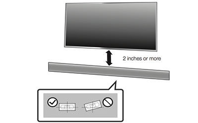 place the wall mount guide against the wall