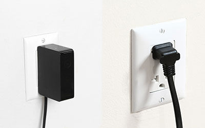 plug to wall outlets