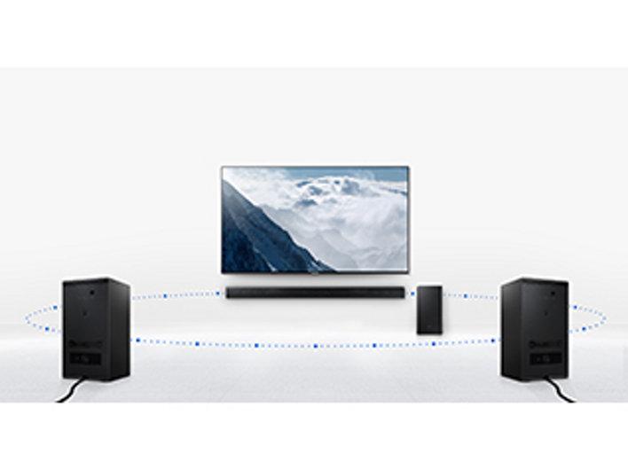 samsung soundbar wall mount guide