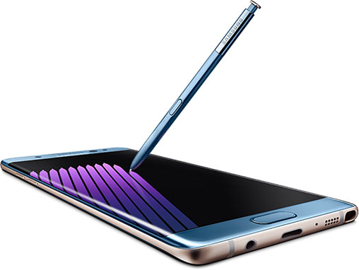 Introducing the Galaxy Note7