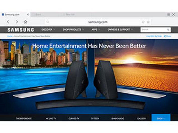 Full Web Browser