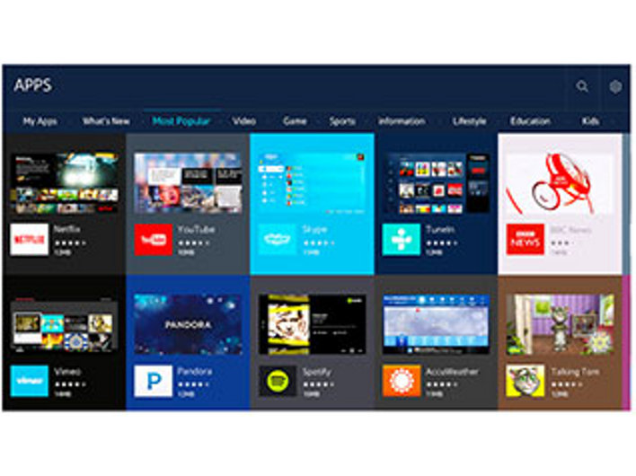 how to watch live tv online on samsung smart tv