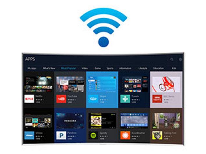32 smart led tv avec r cepteur et wifi int gr 32j4373 achat smart tvs jumia maroc. Black Bedroom Furniture Sets. Home Design Ideas