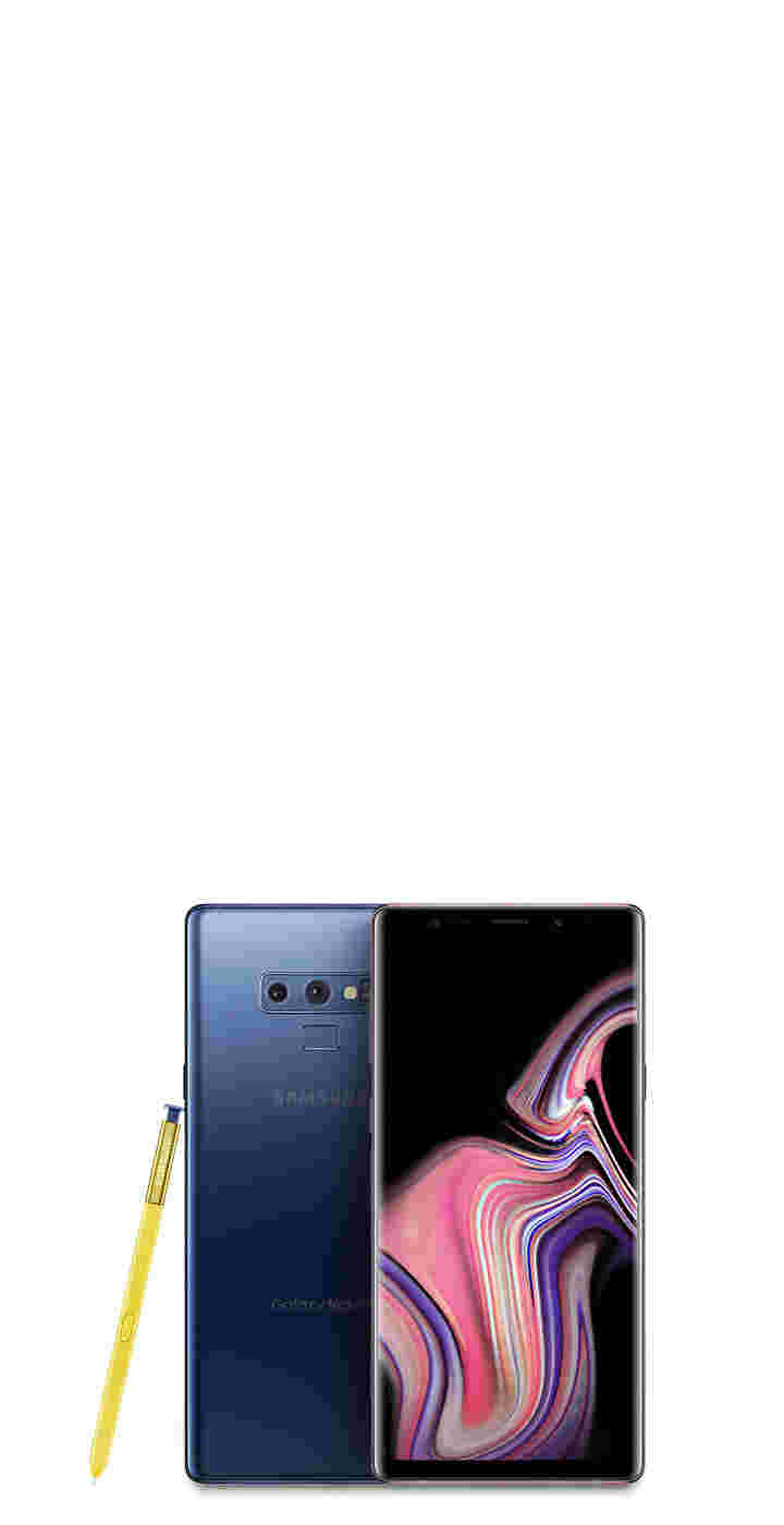 Buy a Samsung Galaxy Note9 128GB and get one free.