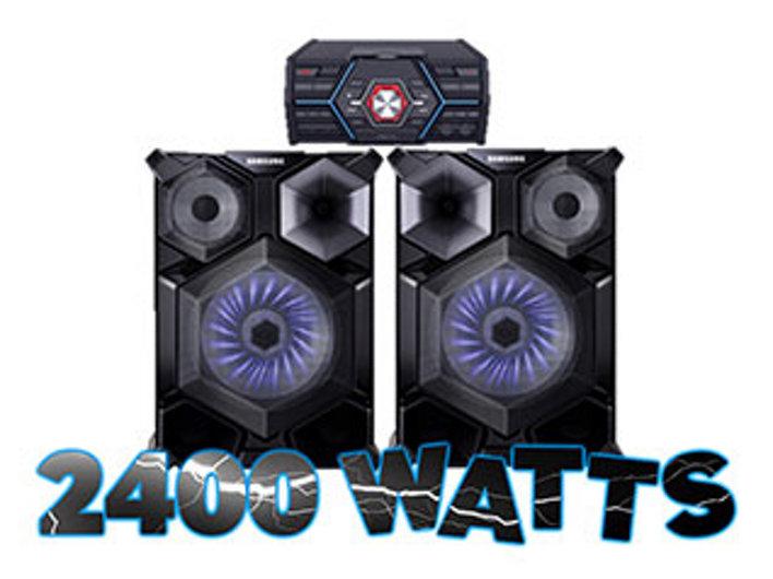 Giga Sound Power (2400W)