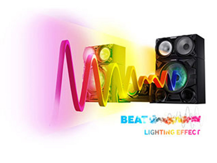 Beat Lighting Effect
