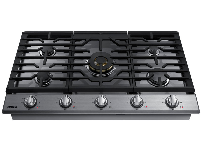 Gas Cooktop Hoods ~ Quot built in gas cooktop with k btu true dual power burner